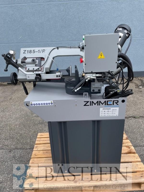 gebrauchte Sägen Bandsäge ZIMMER Z 185-1/R