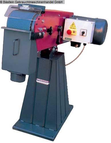 gebrauchte Schleifmaschinen Bandschleifmaschine ZIMMER Panther Super 75/1/4