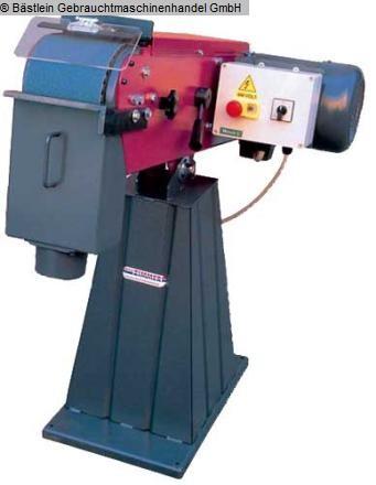 gebrauchte Schleifmaschinen Bandschleifmaschine ZIMMER Panther Super 150/1/4