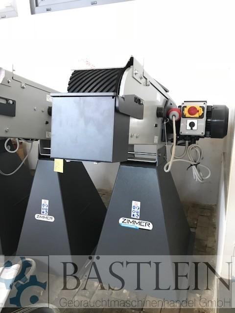 gebrauchte Schleifmaschinen Bandschleifmaschine ZIMMER Dynamik 150/2/3