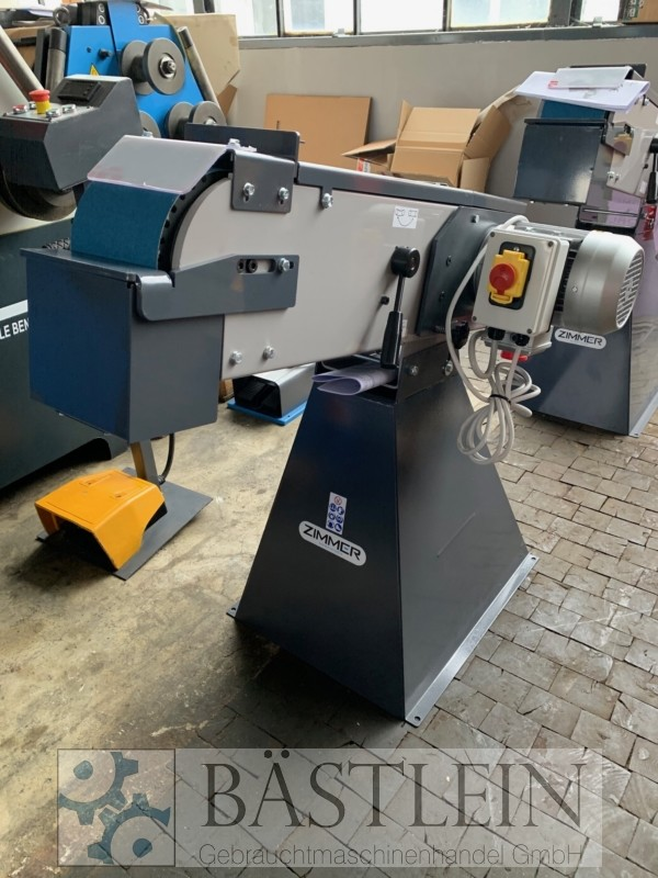 used Grinding machines Belt Grinding Machine ZIMMER Dynamik 150/1/3