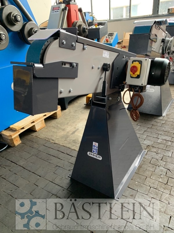 used Grinding machines Belt Grinding Machine ZIMMER Dynamik 75/1/3