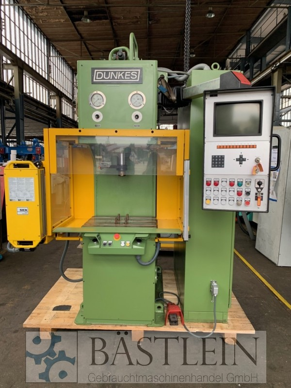 used Presses Hydraulic Press DUNKES HEZ 16