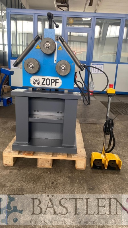 used Sheet metal working / shaeres / bending Pipe-Bending Machine ZOPF ZB 60 M
