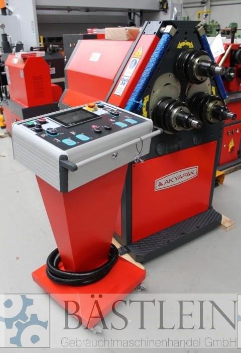 gebrauchte Blechbearbeitung / Scheren / Biegen / Richten Rohrbiegemaschine AK-BEND APK 61