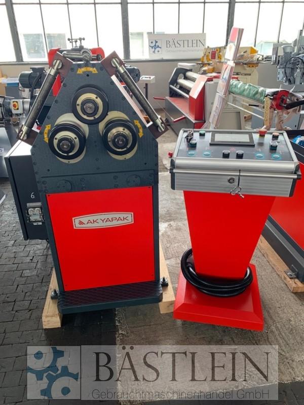 gebrauchte Blechbearbeitung / Scheren / Biegen / Richten Rohrbiegemaschine AK-BEND APK 50