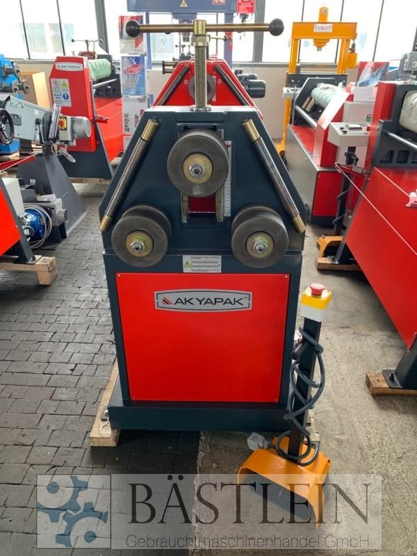 gebrauchte Blechbearbeitung / Scheren / Biegen / Richten Rohrbiegemaschine AK-BEND APK 35