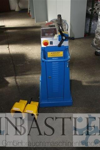 gebrauchte Blechbearbeitung / Scheren / Biegen / Richten Rohrbiegemaschine ERCOLINA MB42 T