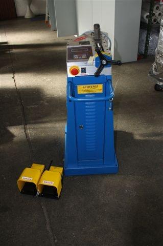 gebrauchte Blechbearbeitung / Scheren / Biegen / Richten Rohrbiegemaschine ERCOLINA MB42 M