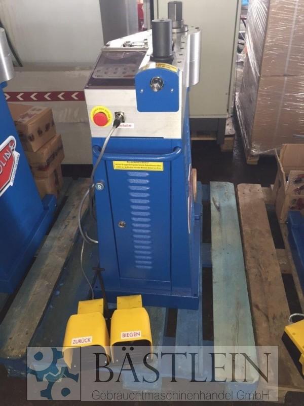 gebrauchte Blechbearbeitung / Scheren / Biegen / Richten Rohrbiegemaschine ERCOLINA SB48 EDT PLUS-M