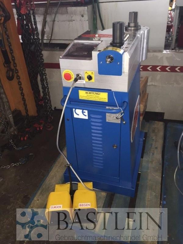 gebrauchte Blechbearbeitung / Scheren / Biegen / Richten Rohrbiegemaschine ERCOLINA TB050 EDT-PLUS-M