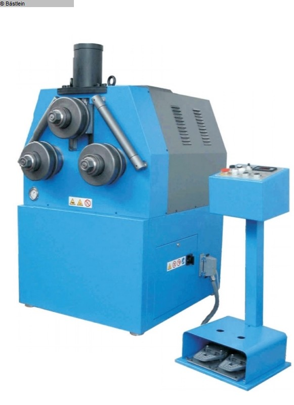 gebrauchte Blechbearbeitung / Scheren / Biegen / Richten Rohrbiegemaschine ZOPF ZB 100/3H