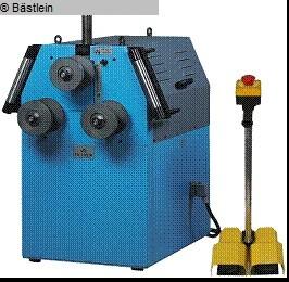 gebrauchte Blechbearbeitung / Scheren / Biegen / Richten Rohrbiegemaschine ZOPF ZB 70/3M ECO