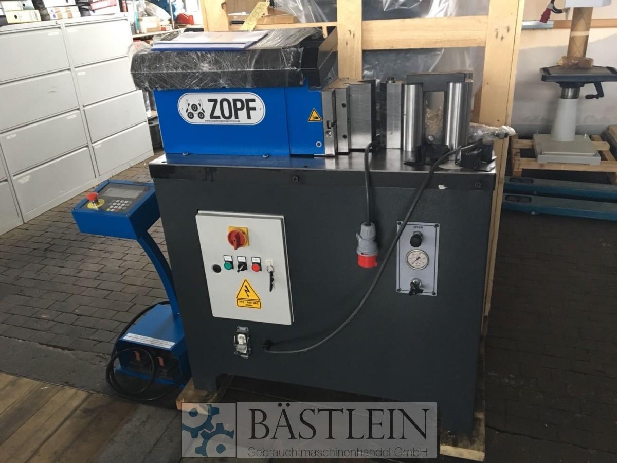 used Sheet metal working / shaeres / bending bending machine horizontal ZOPF T 200 Multiprogramm