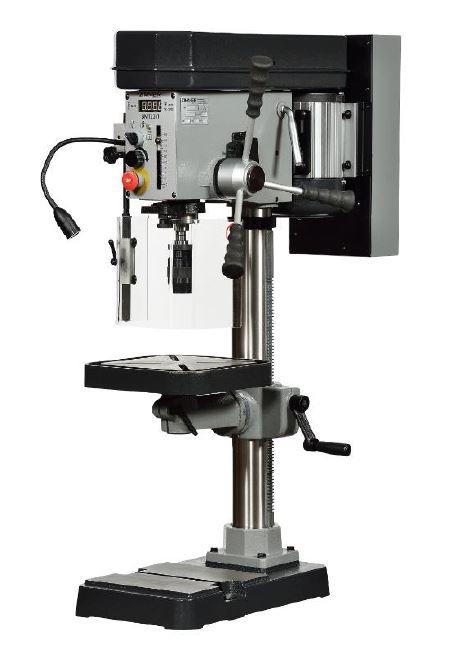 gebrauchte Bohrwerke / Bearbeitungszentren / Bohrmaschinen Tischbohrmaschine ZIMMER BMT 23 VI