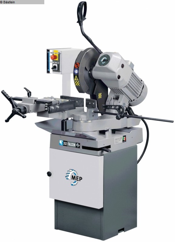 used Window production: PVC Mitre saw MEP FALCON 352