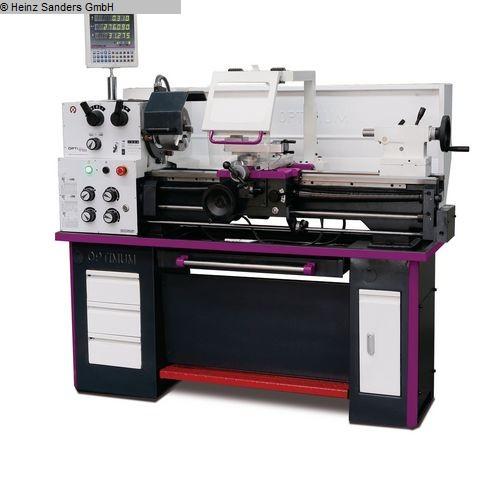 gebrauchte Drehmaschinen Drehmaschine-konventionell-elektronisch OPTIMUM OPTIturn TH 3309D