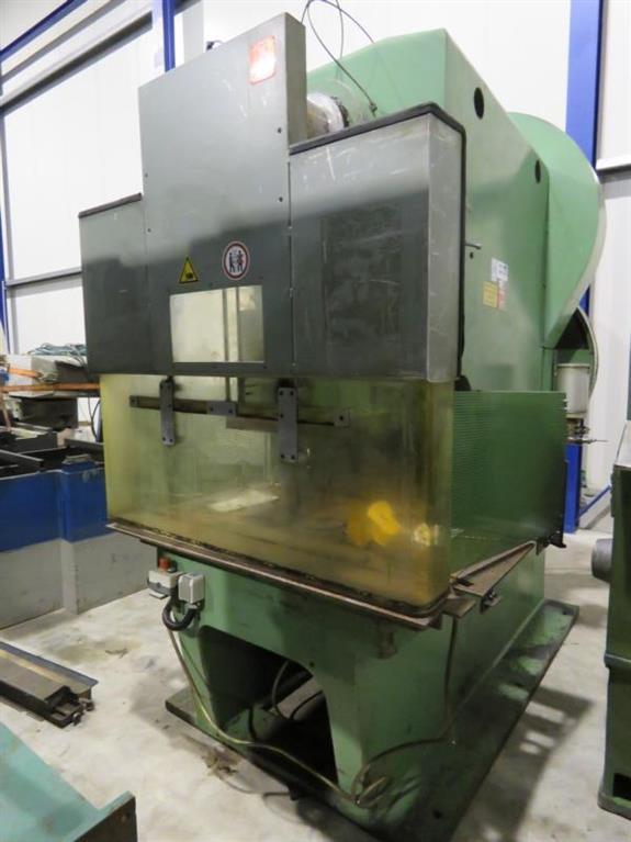gebrauchte Pressen und Bördelmaschinen Einständerpresse - Hydraulisch HEILBRONN REP 160