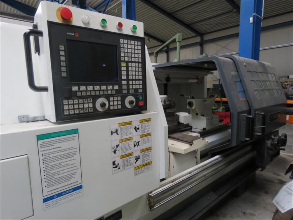 used  CNC Lathe YUNNAN CY-K660T