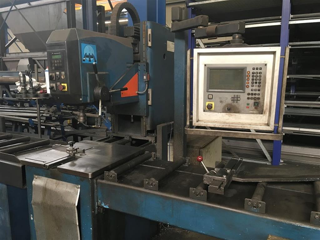 used  Jig Boring Machine HARTKÄMPER KB 50 - 600