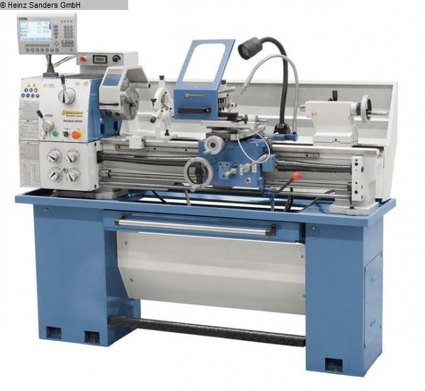 used  lathe-conventional-electronic BERNARDO Standard 165 V-D