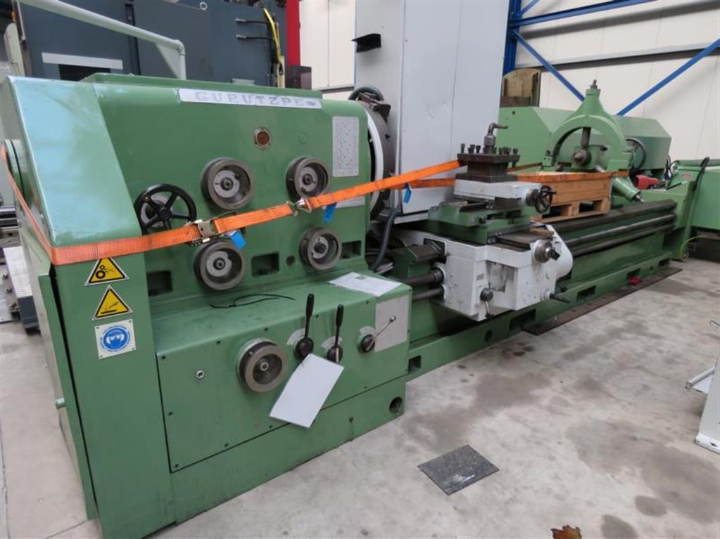 used  lathe-conventional-electronic GURUTZPE SUPER BT