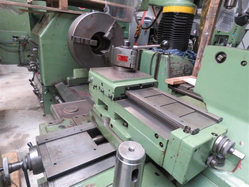 used Lathes lathe-conventional-electronic TOS SU 100 H
