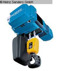 used Other attachments Chain Hoist - Electric DEMAG DC-Pro 25-5000