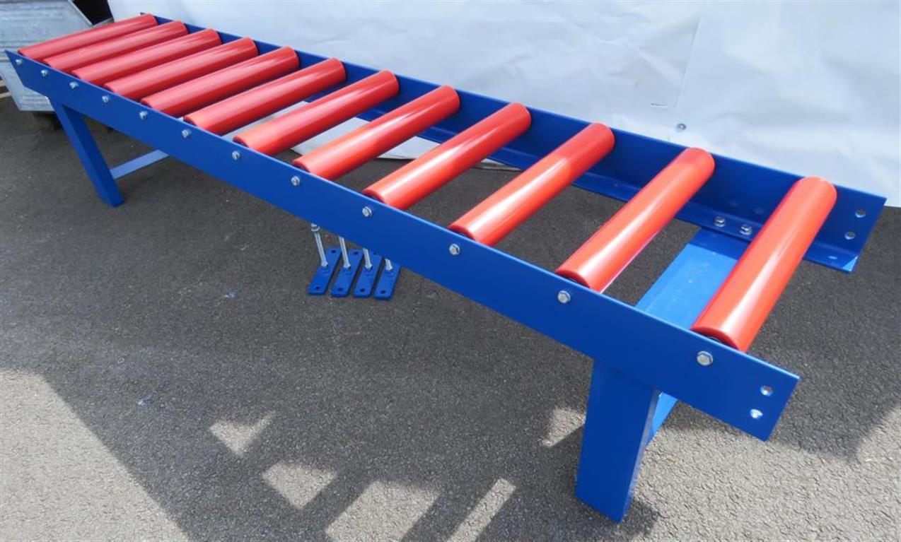 gebrauchte Sägen Rollenbahnen / Anschlag-Systeme SANDERS 3000 x 600 mm