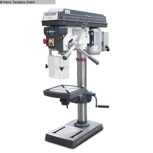 gebrauchte Bohrwerke / Bearbeitungszentren / Bohrmaschinen Säulenbohrmaschine OPTIdrill Tischbohrmaschine D 23Pro (400 V)