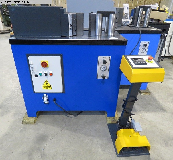 used Sheet metal working / shaeres / bending bending machine horizontal FASTECH FP 20