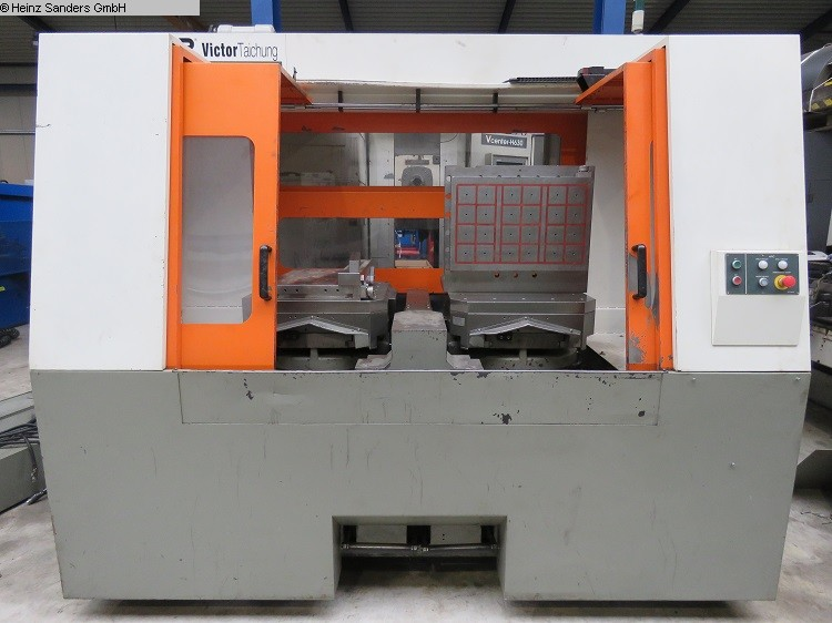 used Machining centre VICTOR - Horizontal Vcenter-H630