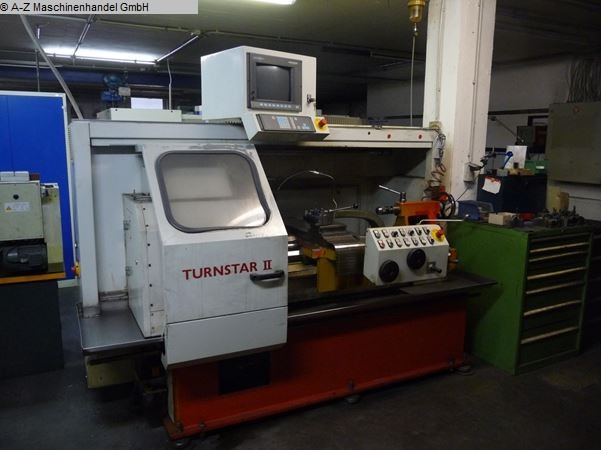 used  Lathe -  cycle-controlled Mawitec Turnstar II