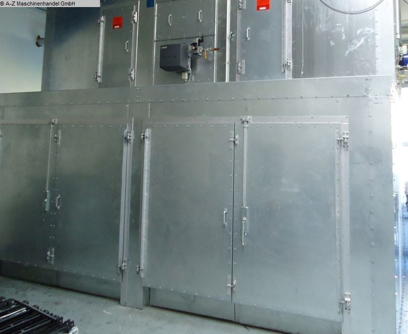 used Other attachments Furnace RIPPERT Trocknungsanlage 2-spurig