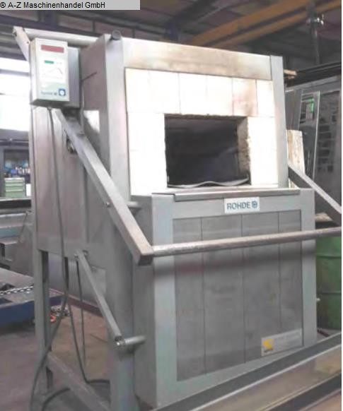 used Other attachments Hardening Furnace ROHDE ME 45-13