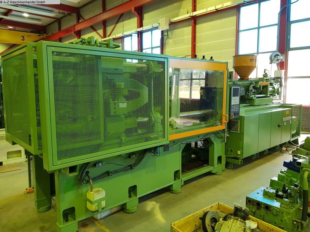 gebrauchte Kunststoffverarbeitungsmaschinen Spritzgiessmaschine bis 5000 KN STORK