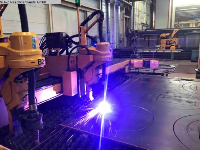 used Welding machines Plasma Cutting Device MICROSTEP