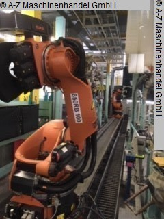 used Other attachments Robot - Handling KUKA KR 360