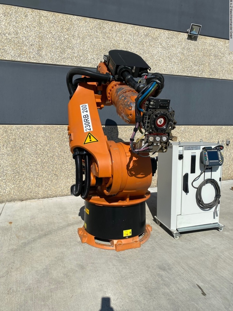 used Other attachments Robot - Handling KUKA KR 360L280-2 Serien.Nr.799676
