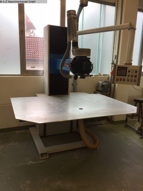 used Wood Milling Machine FMW