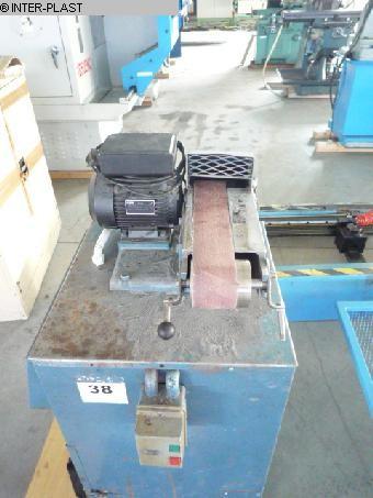 Bild: Bandschleifmaschine