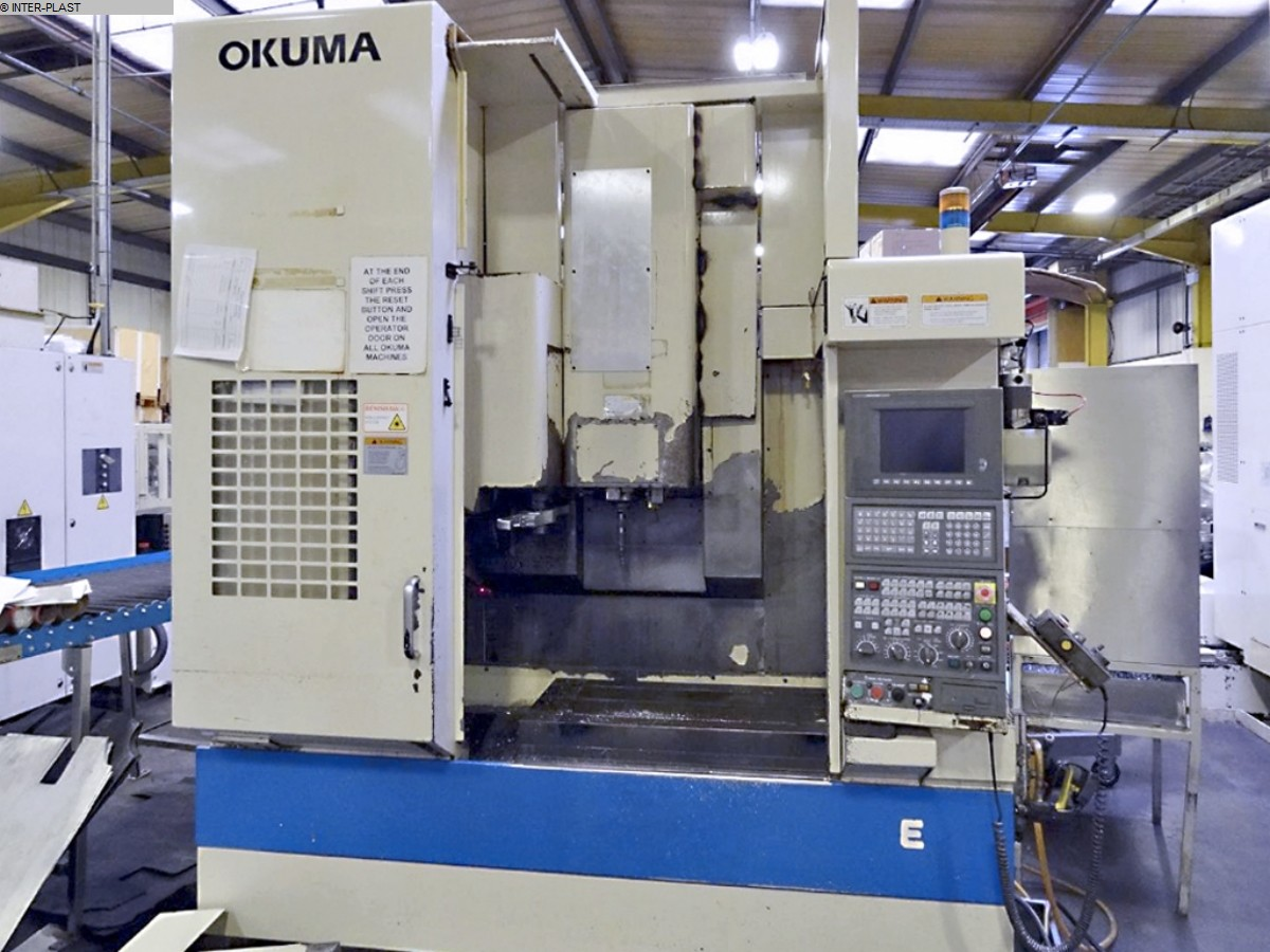 Photo 1 OKUMA MX-45 EAU