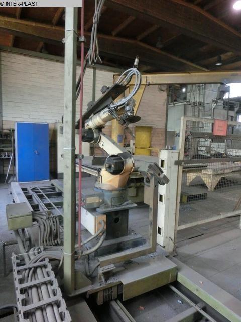 ▷ Robot - Handling OTC DAIHEN ALMEGA AX-V6 #1129-101 - used machine