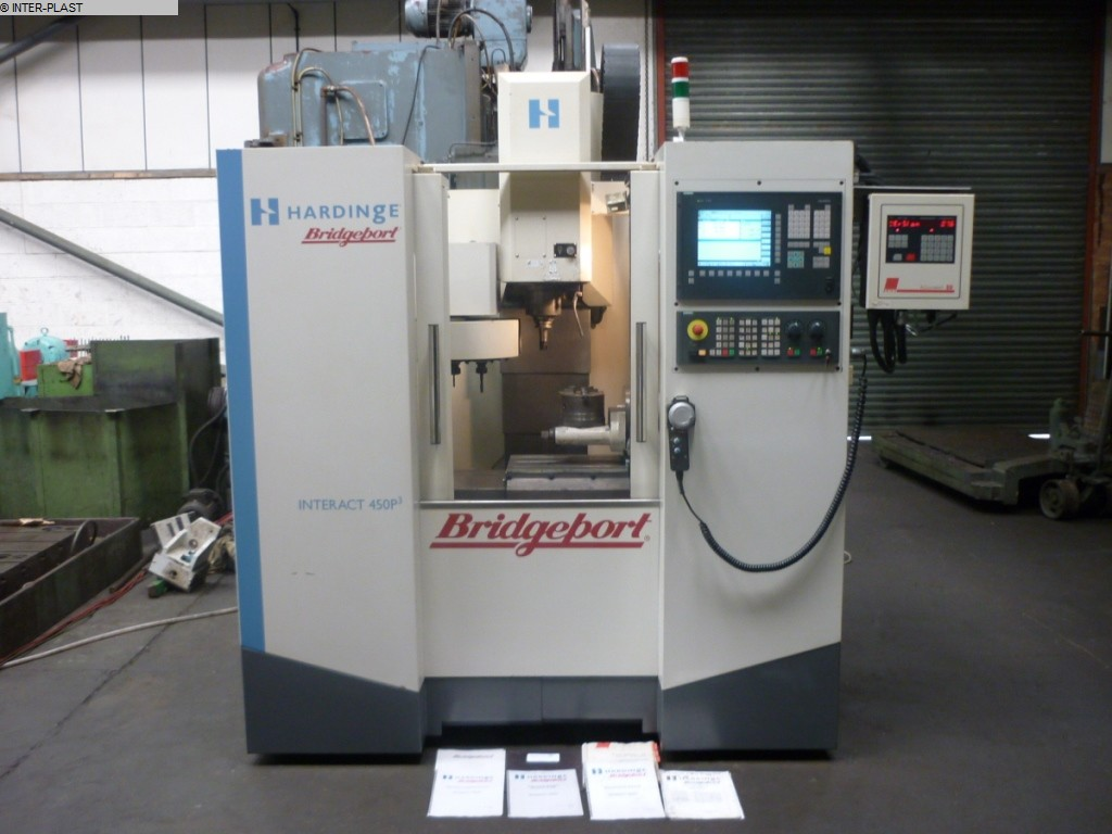 Foto 1 450 HARDINGE BRIDGEPORT INTERACT