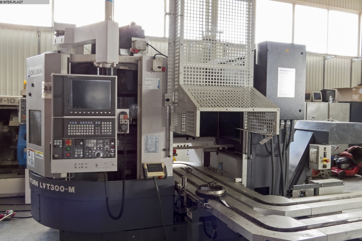 Photo 1 Okuma LVT 300-M