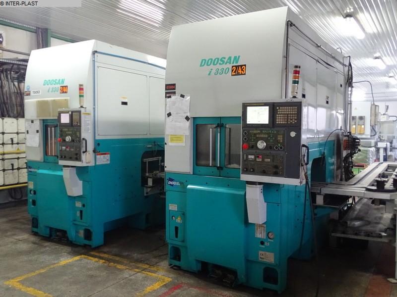 gebrauchte Maschine CNC Drehmaschine DOOSAN i330