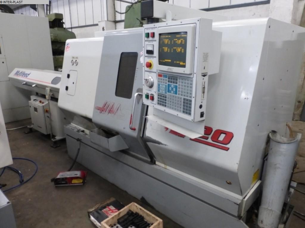 gebrauchte Maschine CNC Drehmaschine HAAS SL 20 TCE