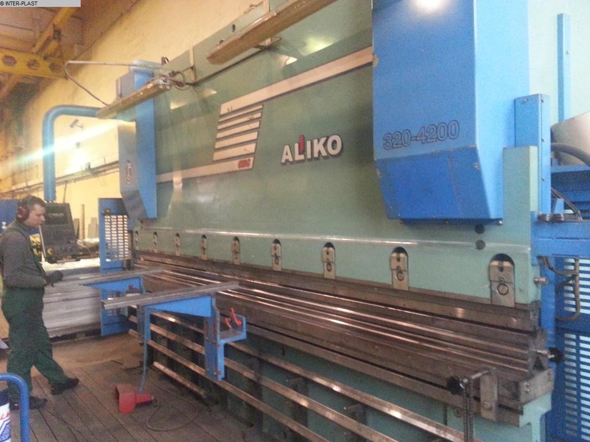 gebrauchte Maschine Abkantpresse - hydraulisch ALIKO SP4200-320