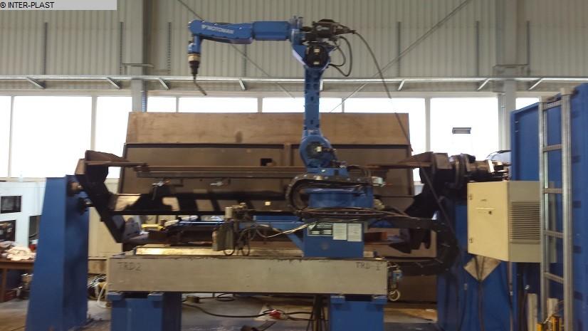 Robot de soldadura usado MOTOMAN YR FA 1900 N-B00