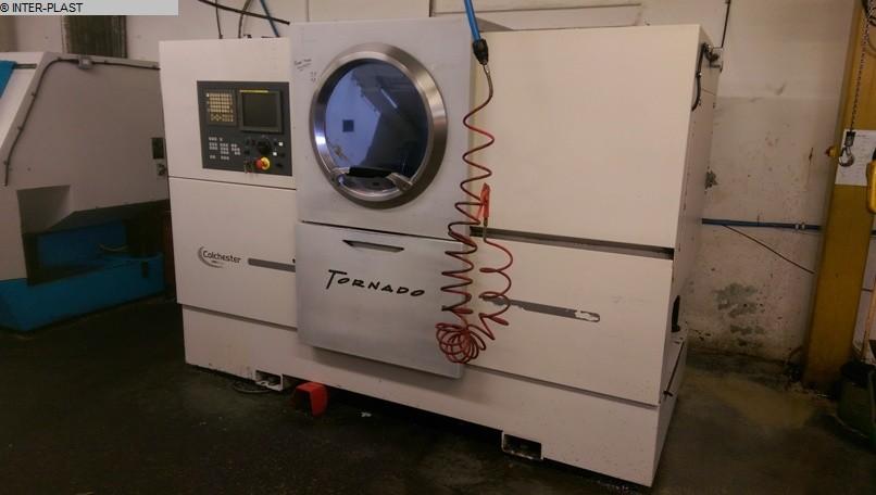 gebrauchte Maschine CNC Drehmaschine - Schrägbettmaschine COLCHESTER TORNADO T8